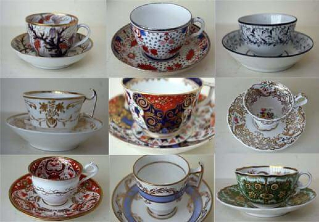 The Evolution Of British Tea-Wares