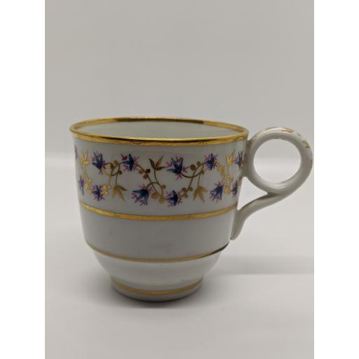 New Hall coffee cup c 1795