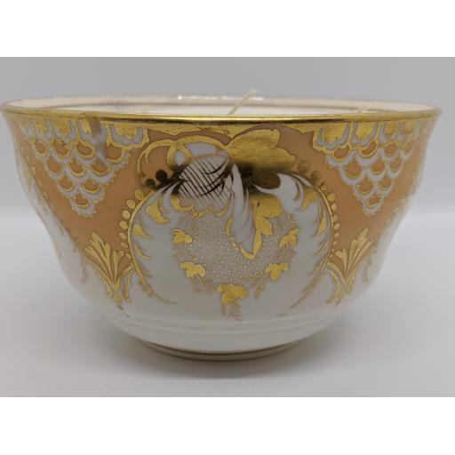 H & R Daniel slop bowl c 1830
