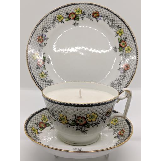 'Arts and Crafts' tea trio c 1900