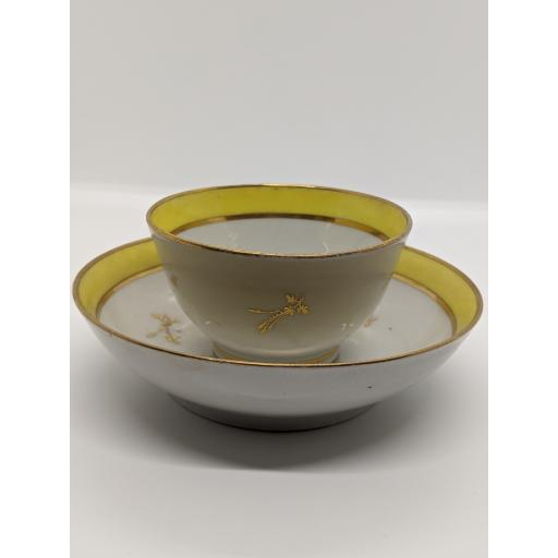 New Hall tea bowl c 1784-7