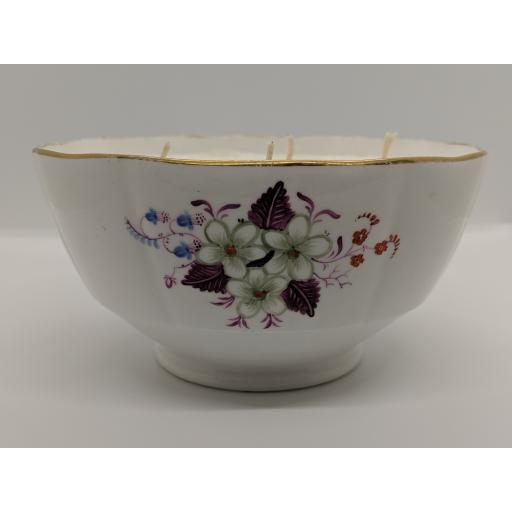 New Hall slop bowl c 1800