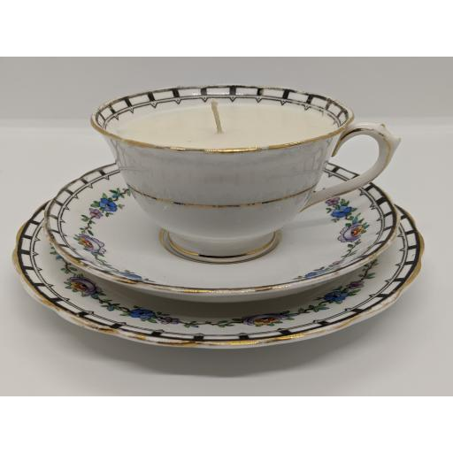 'Arts & Crafts' tea trio c 1910