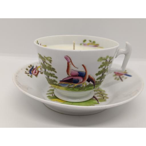 Spode 'London' shape teacup and saucer c 1820