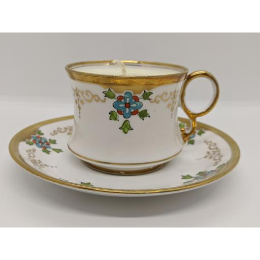 Royal Albert teacup and saucer c 1915