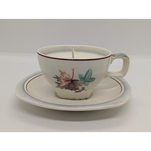 Childs 'stylecraft' tea cup and saucer c 1955