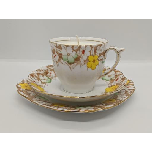 Art Deco tea trio c 1930