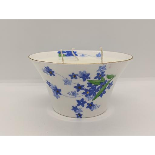 Art Deco sugar bowl, Colclough c 1930