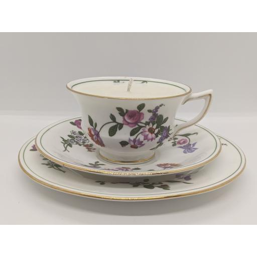 Aynsley tea trio c 1915