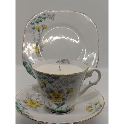 Art Deco tea trio, Cope, c 1930