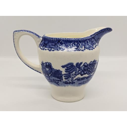 Sinnertons, 'Willow' milk jug c 1910