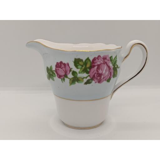 Vintage Colclough milk jug c 1945
