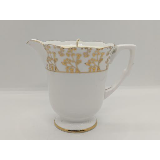 Vintage Gladstone milk jug c 1949
