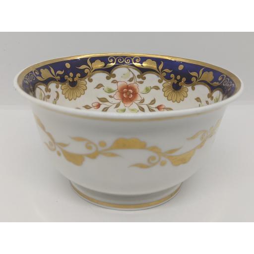 Staffordshire Regency slop bowl c 1835