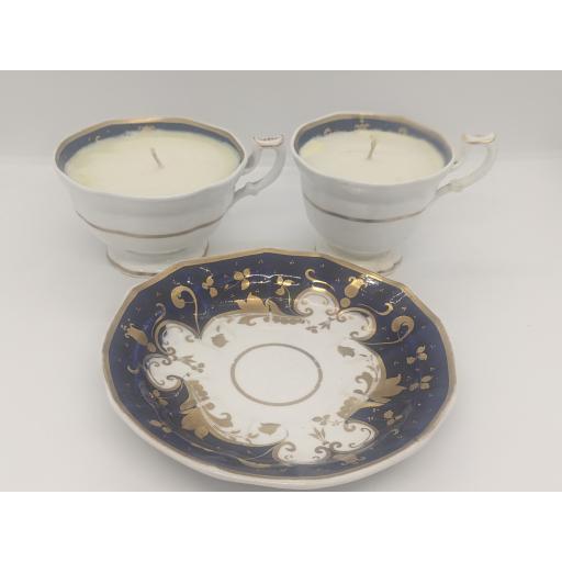 Regency tea and coffee trio c 1825