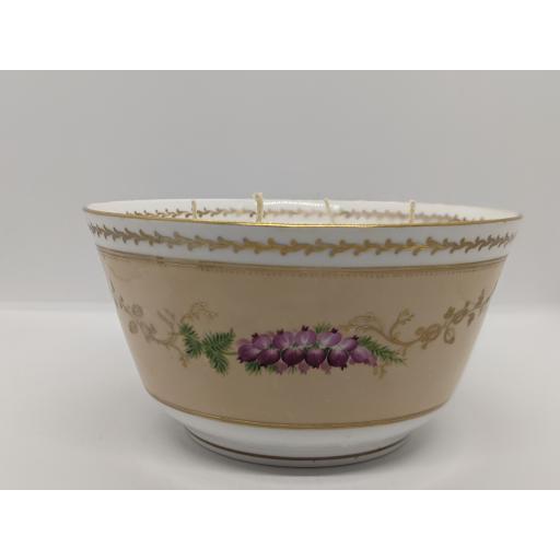 Staffordshire slop bowl c 1905