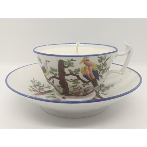 Hilditch London shape teacup and saucer c 1822